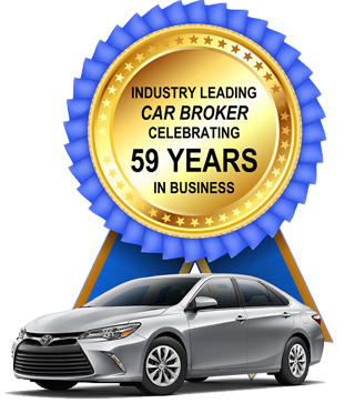Car Broker Celebrating 59 Years